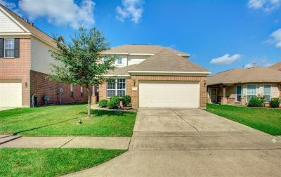 Humble TX Single Family Home For Sale: $185,000