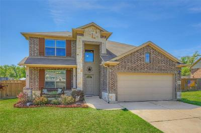 Willis Single Family Home For Sale: 13315 Hidden Trail Court