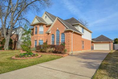 Richmond Single Family Home For Sale: 2110 Quarterpath Drive