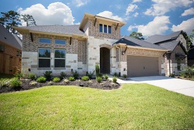 Pinehurst Single Family Home For Sale: 2024 Wedgewood Creek Lane