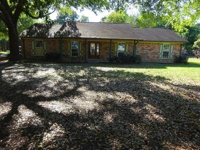 Spring Single Family Home For Sale: 1737 Sawdust Road