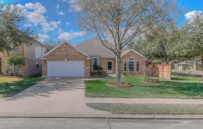 Pearland Single Family Home For Sale: 3348 Lakeway Lane