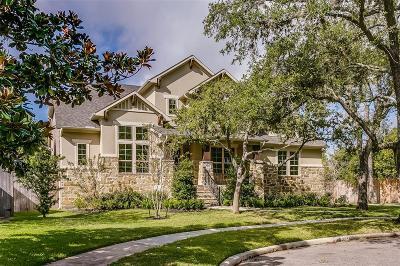 Meyerland Single Family Home For Sale: 9402 Cranleigh Court