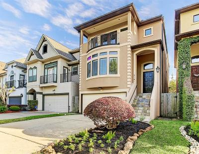 Houston Single Family Home For Sale: 5361 Fairdale Lane