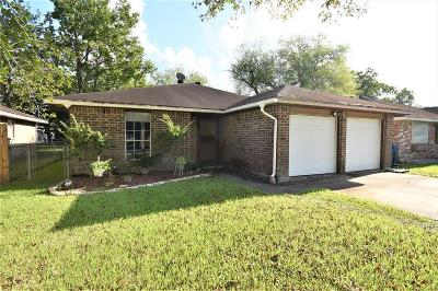 Dickinson Single Family Home For Sale: 4814 38th Street