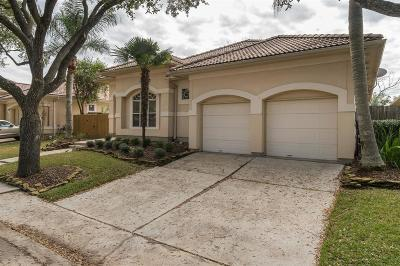 Kemah TX Single Family Home For Sale: $325,000