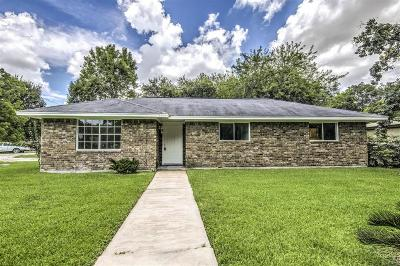 Dickinson Single Family Home For Sale: 4803 30th Street