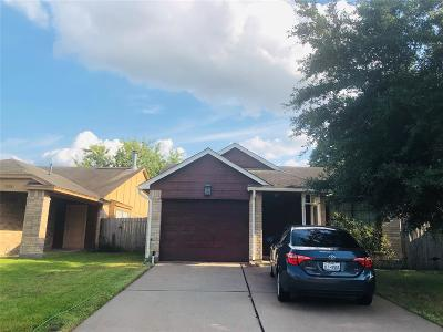 Cypress Single Family Home Pending Continue to Show: 19933 Mountain Dale Drive