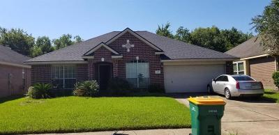 Pearland Single Family Home For Sale: 3630 Sheldon Drive