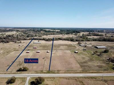 Navasota Farm & Ranch For Sale: Tbd Farm To Market 362