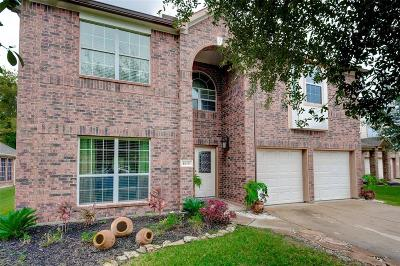 Katy Single Family Home For Sale: 1615 Palisade Green Drive