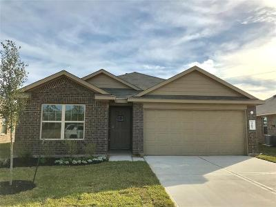 Tomball Single Family Home For Sale: 23607 Bluewood Trace