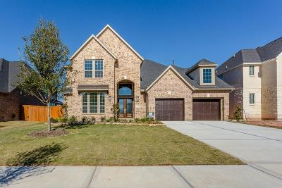 Katy Single Family Home For Sale: 413 Ripple Edge Court