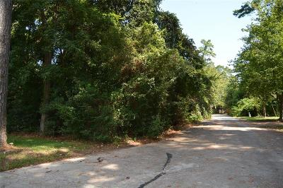 Conroe Residential Lots & Land For Sale: 137 Springs Edge Drive