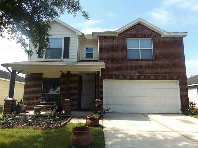Houston Single Family Home For Sale: 619 Kiley Drive