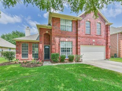 Katy Single Family Home For Sale: 1619 Park Maple Drive