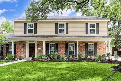 Houston Single Family Home For Sale: 14331 Kellywood Lane