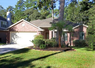 The Woodlands Single Family Home For Sale: 43 Fallsbury