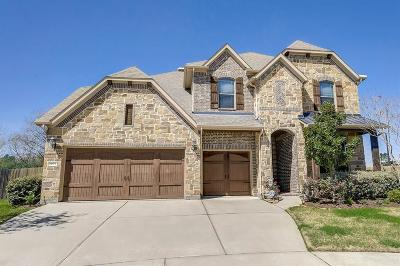 Katy Single Family Home For Sale: 2003 Wild Peregrine Circle