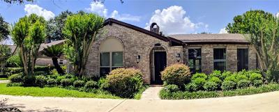 Houston Single Family Home For Sale: 5811 S Braeswood Boulevard