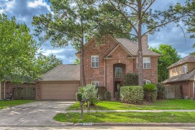 Cypress Single Family Home For Sale: 14322 Cypress Ridge Drive