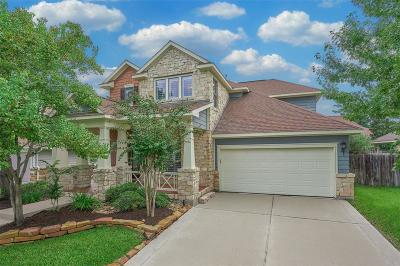 The Woodlands Single Family Home For Sale: 14 S Mews Wood Court