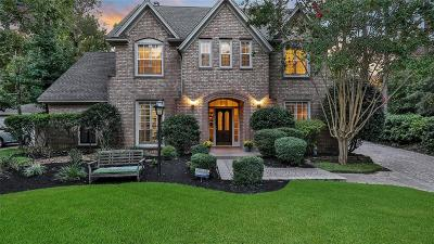 The Woodlands Single Family Home For Sale: 51 Pebble Hollow Court
