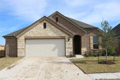 Texas City Single Family Home For Sale: 2722 Bernadino Drive