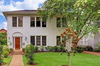 Houston Multi Family Home For Sale: 1636 Hawthorne Street