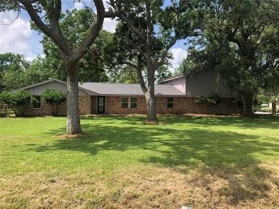 Brazoria Single Family Home For Sale: 2605 County Road 348