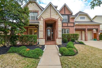 Cypress Single Family Home For Sale: 19507 Gladewater Court