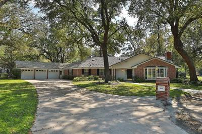 Galveston County, Harris County Single Family Home For Sale: 5911 Masters Drive