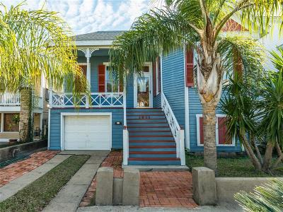 Single Family Home For Sale: 1811 Avenue K
