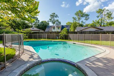 Houston Single Family Home For Sale: 12310 Attlee Drive
