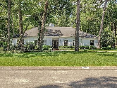 Houston Single Family Home For Sale: 99 Hibury Drive