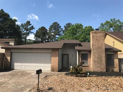 Humble Single Family Home For Sale: 19931 18th Fairway Drive