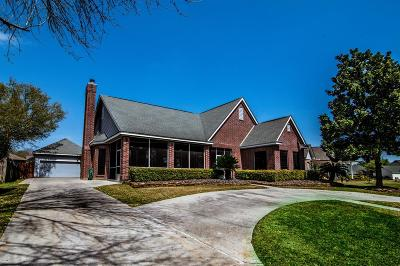 Willis Single Family Home For Sale: 7198 Kingston Cove Lane