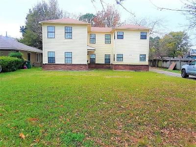 Multi Family Home For Sale: 4331 Tulane Street #1 2