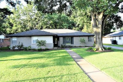 Houston Single Family Home For Sale: 5307 Willowbend Boulevard