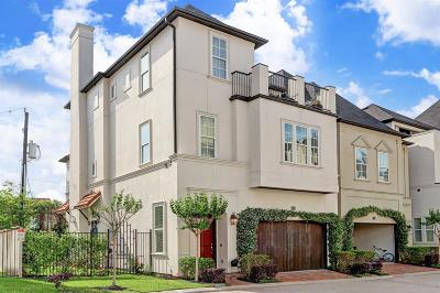 Houston Single Family Home For Sale: 1803 Upland Lakes