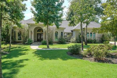 Montgomery Single Family Home For Sale: 8544 Prince William Court