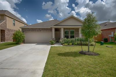 Texas City Single Family Home For Sale: 12701 White Cove Drive