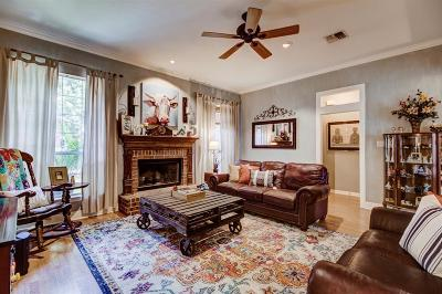 Montgomery Single Family Home For Sale: 3418 Brookhaven Drive
