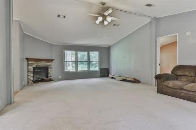 Willis Single Family Home For Sale: 5865 Bee Creek Drive
