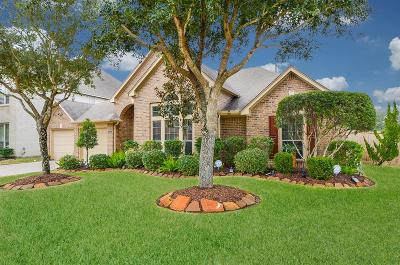 Pearland Single Family Home For Sale: 13801 Lakewater Drive