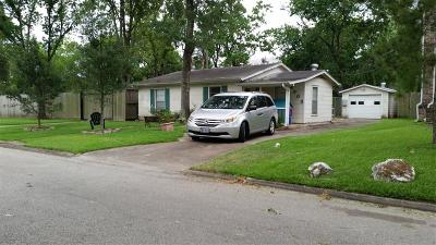 Bellaire Single Family Home For Sale: 4303 Darsey Street