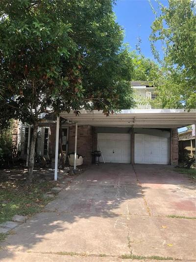 Houston Single Family Home For Sale: 12914 Grovemill Drive