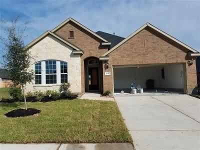 Single Family Home For Sale: 418 Westlake
