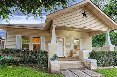 Single Family Home For Sale: 604 Cordell Street