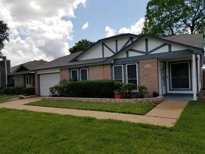 Katy Single Family Home For Sale: 1730 Westfork Drive